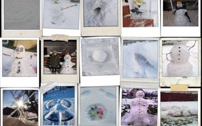 Pasaulinė sniego diena Progimnazijoje