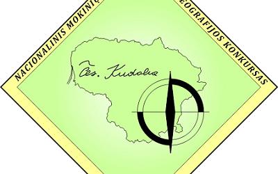 Dalyvavo XX Nacionaliniame Česlovo Kudabos geografijos konkurse